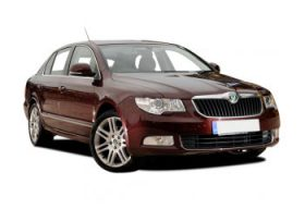 Saloon cars up to 4 passengers